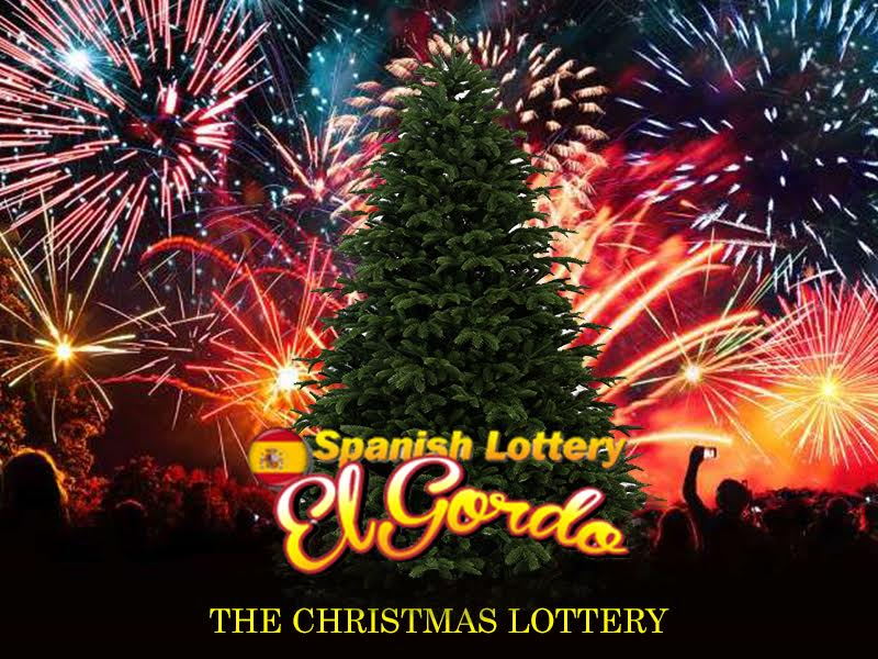 Did you know that el Gordo lottery is also called the Christmas lotter?