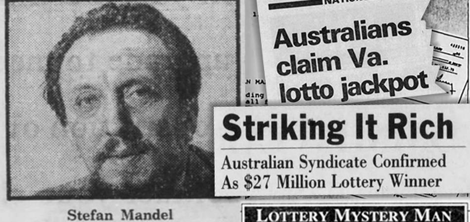 the man who won lottery 14 times