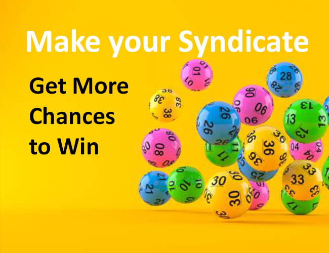 All you need to know about starting your own lottery syndicate.