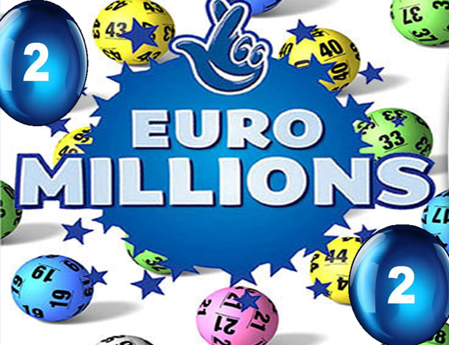 The European lottery jackpot records in History.
