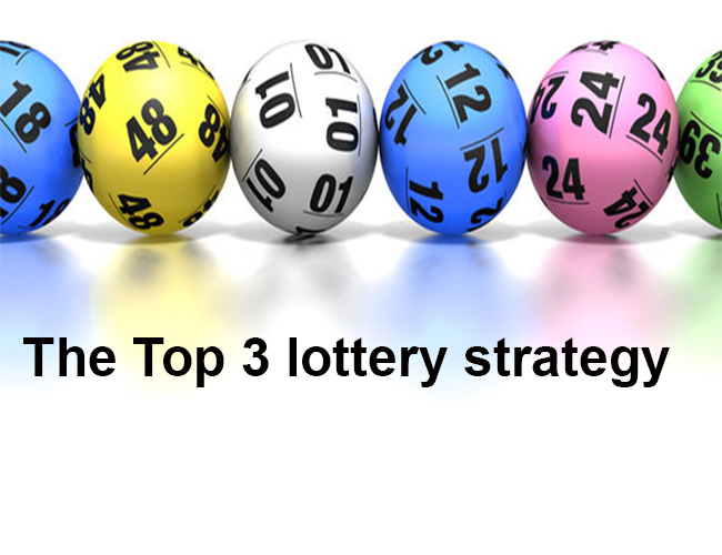 The-Top-3-lottery-strategy