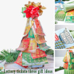 Lottery tickets three gift ideas