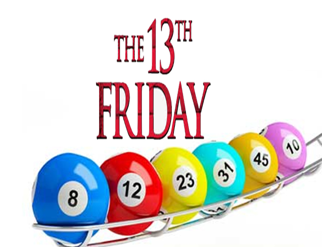 Friday the 13th lottery myths