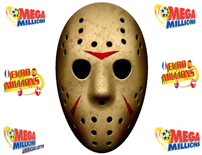 The biggest jackpot on Friday the 13th