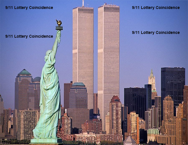 9/11 Lottery Coincidence
