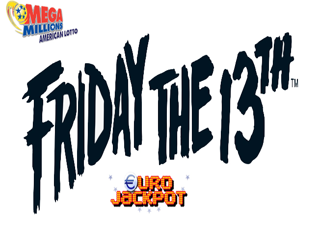 Friday the 13 lucky winners