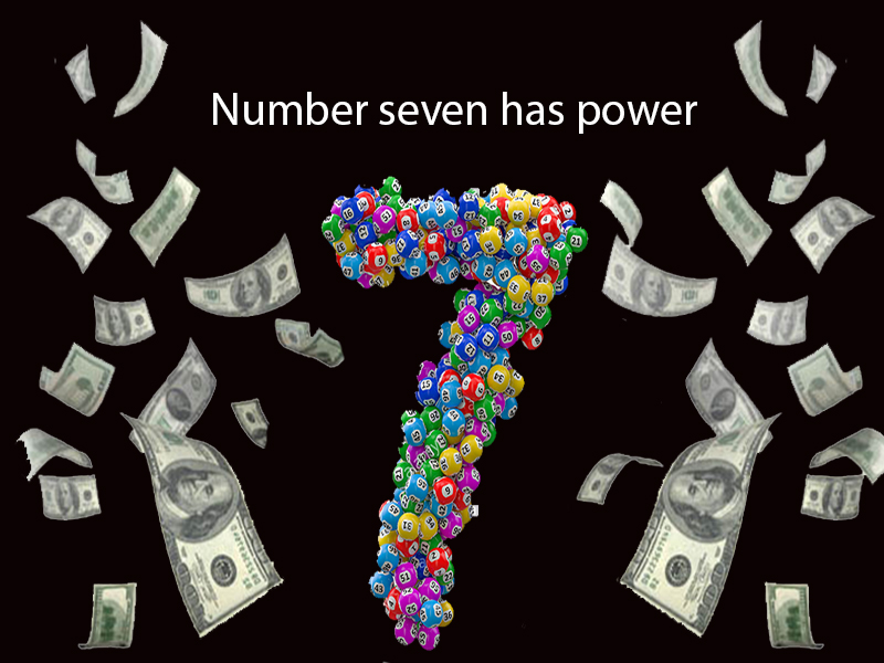 Number seven has power