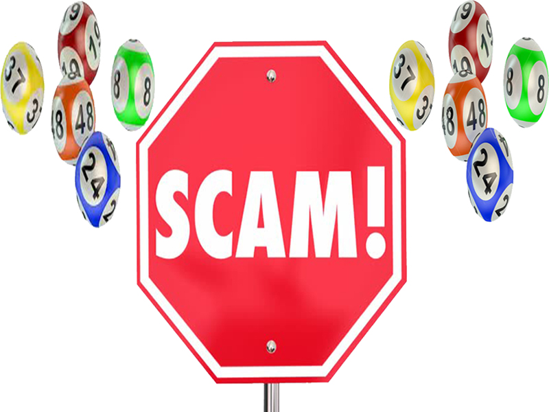 Here are some tips on how to spot a lottery scam