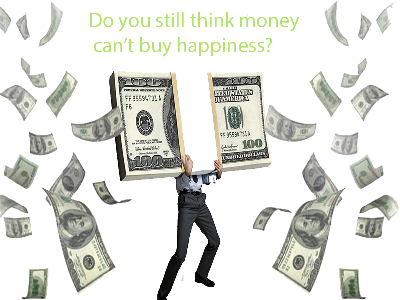 Do you think money can buy happiness essay