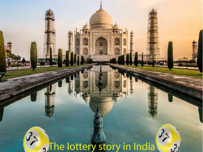 The lottery story in India