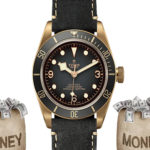 The famous Tudor watches